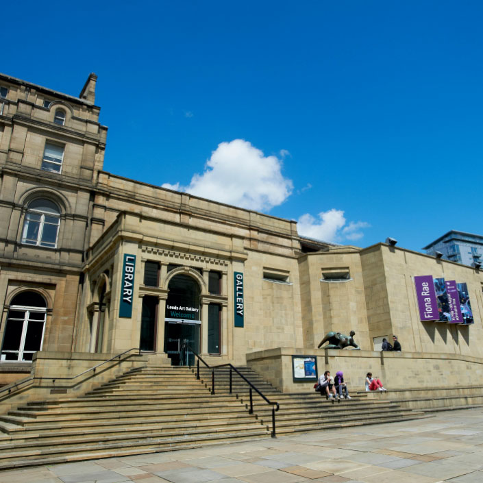 Leeds Library & Art Gallery
